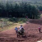 Jaarlijks worden op de crossbaan motorraces gehouden.